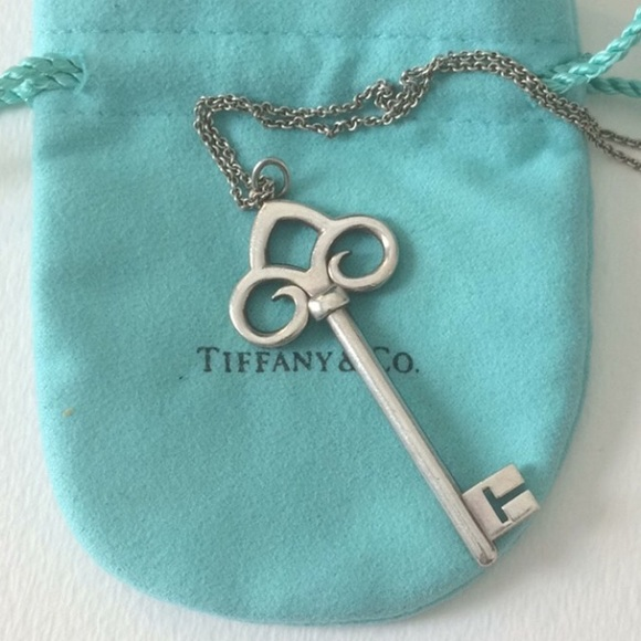 Tiffany co jewelry tiffanyco fleur de lis key pendant only tiffanyco fleur de lis key pendant only aloadofball Images